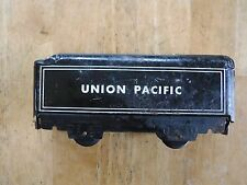 Vintage Marx O scale Tin Union Pacific Coal Car