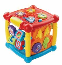 Baby Toddler Busy Learners Activity Cube Educational Toy Learning Developmental