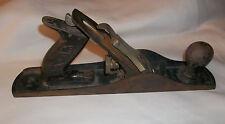 Vintage STANLEY BAILEY No.5  14 inch Wood Plane , U.S.A.