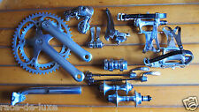 Campagnolo c record 2nd generation groupset vintage * Colnago Cinelli super Masi