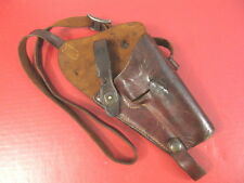 WWII US Era M3 Leather Shoulder Holster Marked: US Boyt 1943 for Colt M1911A1 #3