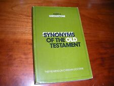 """Synonyms of the Old Testament"" Hebrew JEHOVAH Watchtower Research"