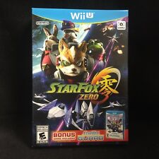 Star Fox Zero with Bonus Star Fox Guard Game (Nintendo Wii U)
