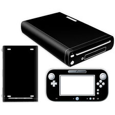 0109# Skin Sticker Decal Cover Case For Nintendo WII U Console And Controller