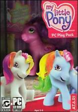My Little Pony PC Play Pack CD baby Sparkleberry Swirl toy decorate job game BOX
