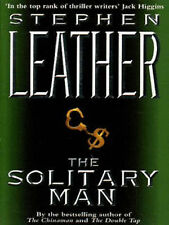 Stephen Leather The Solitary Man (Stephen Leather Thrillers) Very Good Book