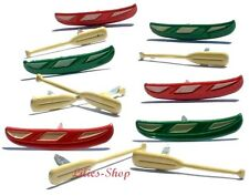6 BRADS ATTACHES PARISIENNES CANOE KAYAK SPORT 25 mm SCRAPBOOKING CARDMAKING