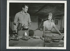 ROCK HUDSON + DOROTHY MALONE - 1961 THE LAST SUNSET - WESTERN