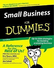 Small Business For Dummies (For Dummies (Lifestyles Paperback)) Tyson, Eric, Sc