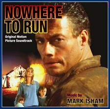 NOWHERE TO RUN - COMPLETE SCORE - LIMITED 3000 - MARK ISHAM
