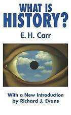 What is History?: With a New Introduction by Richard J. Evans by Richard J....