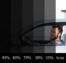 3m x 50cm 85% AUTO FILM SOLAIRE TEINTE PELLICULE VITRES VOITURE OFFICE MAISON