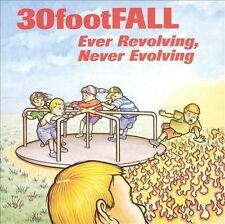 Ever Revolving, Never Evolving by 30 Foot Fall (Cassette, Aug-1999, Nitro) New