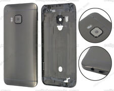 New Original Back Battery Cover Full Housing Replacement For HTC One M9 Gray
