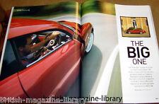 Evo 46 TVR Tuscan R '63 AC Cobra v '62 Ferrari GTO Cobra Puma Racing Nissan 350Z