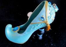 Disney Parks  Runway Shoe   Ornament Collection  Aladdin's Jasmine   NEW