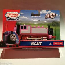 ROSIE NEW TRACKMASTER ENGINE NEW FISHER PRICE THOMAS TANK ENGINE TRACK TRAIN