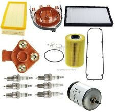 BMW E34 535i 90-93 Tune Up Kit Filters Oil & Cabin & Fuel And Plugs Best Value