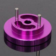 RC HSP 102006 Purple Aluminum Lightweight Flywheel 1/10th Off-Road Buggy / Truck