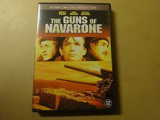 2-DISC DELUXE EDITION DVD / THE GUNS OF NAVARONE ( GREGORY PECK... )