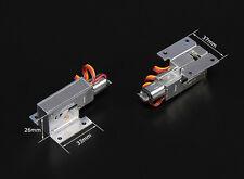 1 Paar Voll Metall Elektrisches Einziehfahrwerk 39g bis 3kg Modell, 3mm Pin