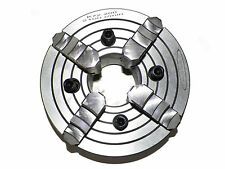 """8""""  4 Jaw Independent Lathe Chuck in Premier Quality (Accuracy 0.002"""")"""
