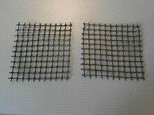 Lego - 2 x Netting / Rigging (10 x 10 Studs) - Pirate Ships / Boats