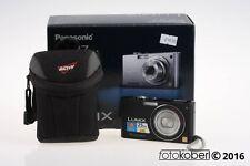 PANASONIC Lumix FX37 Digitalkamera - SNr: FG9EA001779