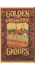 Golden Country Groups Tape 2 ~ Various Artists ~ Cassette ~ Good