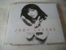 JUDY CHEEKS - THIS TIME/RESPECT - 1995 POSITIVA DANCE CD SINGLE