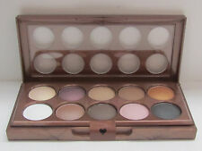 NYX Dream Catcher 10 Eyeshadows Palette Golden Horizons DCP01 New & Sealed