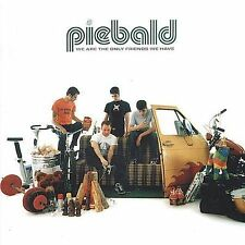 We Are the Only Friends We Have by Piebald (CD, Feb-2002, Big Wheel Recreation)