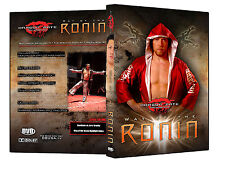 Official DGUSA Dragon Gate USA : Way of Ronin 2010 Event DVD