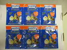 Sav-A-Chick - Probiotic Digestive Supplement for Poultry- 6 Packages