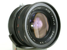 Auto Vivitar Wide-Angle 1:2.8 f/2.8 24mm AI Lens for Nikon F Mount 3704020 (JP)