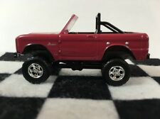 1974 Ford Bronco OFF ROAD  RARE 1/64 LIMITED EDITION DIECAST COLLECTIBLE MODEL