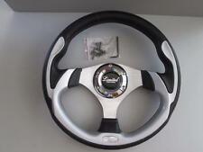 Limited Edition Silver Trim Steering Wheel, Buggy VW Drifter Street Rod #E S LE