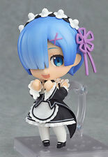 Nendoroid Rem  #663 Re Zero Starting Life In Another World Action Figure
