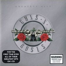 GUNS N' ROSES (GREATEST HITS - CD SEALED + FREE POST)