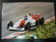 Photo Marlboro McLaren Mercedes MP4/11 1996 #7 Mika Hakkinen (FIN) GP Belgium
