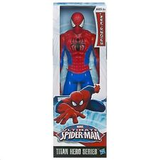 "ULTIMATE SPIDER-MAN ( 12"" ) RARE ( 2012 ) MARVEL TITAN HERO SERIES ACTION FIGURE"
