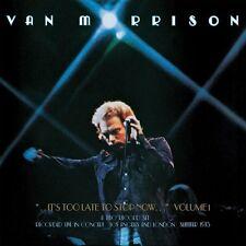VAN MORRISON - ..IT'S TOO LATE TO STOP NOW...VOL.1  2 VINYL LP NEU