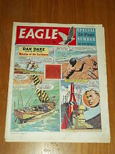 EAGLE #42 VOL 11 OCTOBER 15 1960 BRITISH WEEKLY DAN DARE SPACE ADVENTURES*