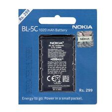 Nokia Battery BL-5C(6 Month warranty) Buy 1 Get 1 Free