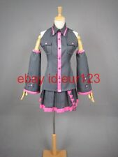 VOCALOID Teto Kasane Cosplay Costume Any Size