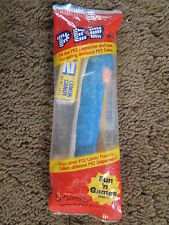 BATMAN PEZ VINTAGE SEALED IN PLASTIC W/CANDY & INSTRUCTIONS DC COMICS RARE HTF