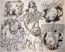 Boog Tattoo Flash Cd