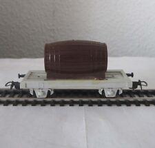 PIKO H0 Güterwaggon mit Fass Güterwagen Modelleisenbahn Starterset? vintage DDR