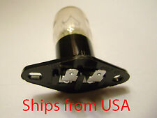 Microwave Oven Light Bulb Lamp Globe Z187 125V 20W RE8