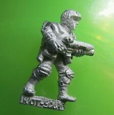 Riot Judge dredd i.p.c citadel gw miniatures metal games workshop judges  #C